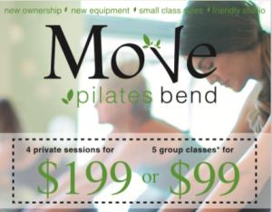 Bend Pilates