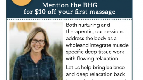 Bend Massage