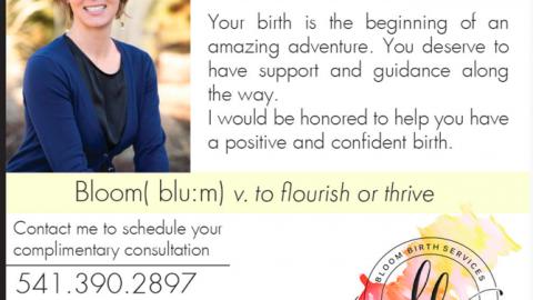 Bloom Birth Doula